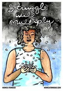 Monica Trinidad: struggle will multiply