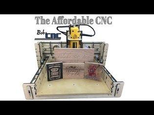BobsCNC E3 CNC/Engraver Installation Video ($677 CNC)