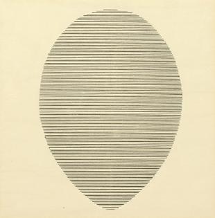 Agnes Martin, Untitled, 1963