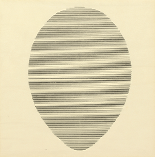 Agnes Martin, Untitled, 1963