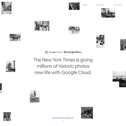 Picture what the cloud can do   Google Cloud