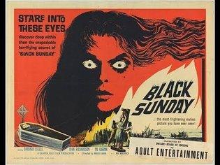 Black Sunday aka The Mask of Satan (1960)