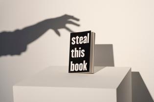 Dora Garcia, Steal This Book, 2009