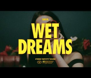 "@sayaslaya debut single ""Wet Dreams"". Design and direction in collab with the gawd @benswantek"