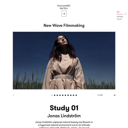 NIZO * New Wave Filmmaking