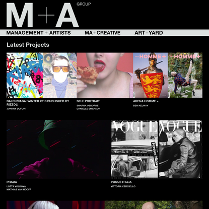Welcome to M+A World Group - Home