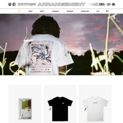 Arrangement Studio - Release Psychic Tension®