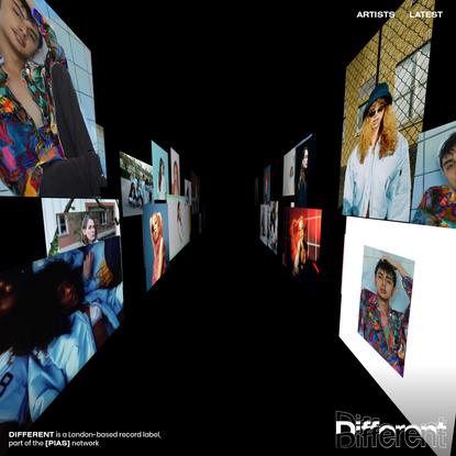 Different Recordings