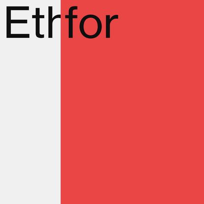 Ethics for Design