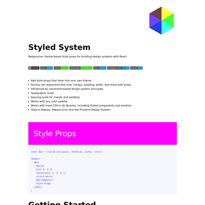 Styled System
