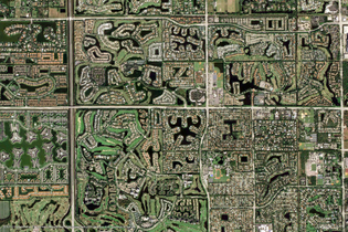 Boca Raton, Florida, United States (Google Earth View 1378)