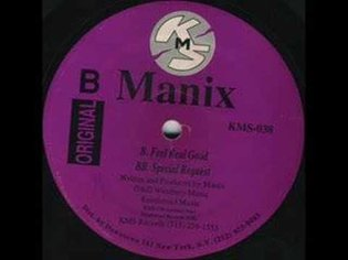 Manix - Special Request