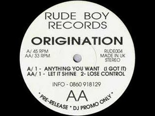 Origination - Let It Shine