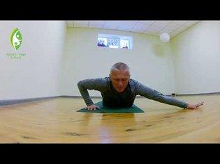 Слава Гуцалюк | Йога для плечевых суставов