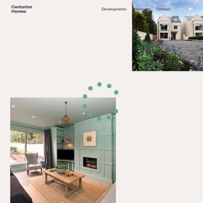 Centurion Homes | Home