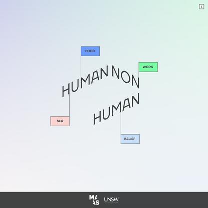 Human Non Human
