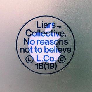 Liars x Apple Collab