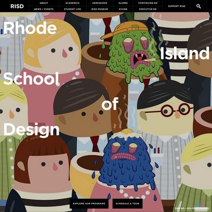 Rhode Island School of Design   RISD