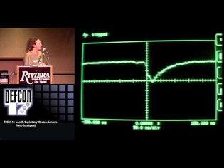 DEF CON 17 - Travis Goodspeed - Locally Exploiting Wireless Sensors
