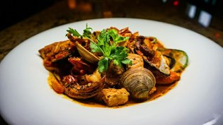 Simple edits can make some of our most popular options Gluten free! Perfect, for winter, our Scott's Cioppino features clams...