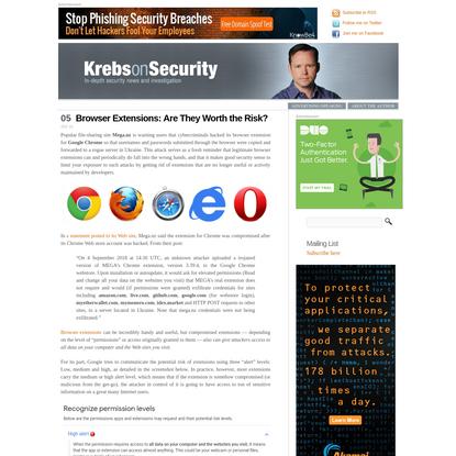Krebs on Security
