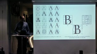 02.12.2014 Parametric fonts with Metafont and Metaflop - Marco Müller, Alexis Reigel, Linus Romer