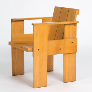Rietveld Crate Chair