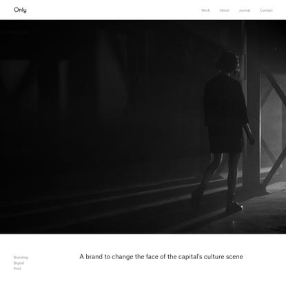 Printworks London | Only Studio