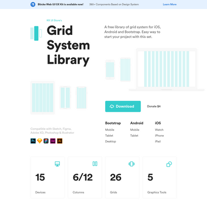 Grid System Library