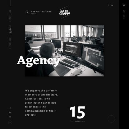 Agency — Archi Graphi