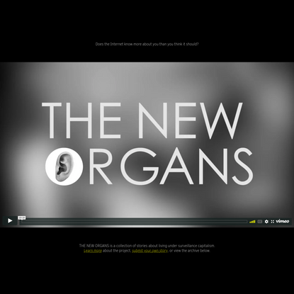 The New Organs