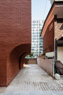 House in Seoul (designed by STPMJ)