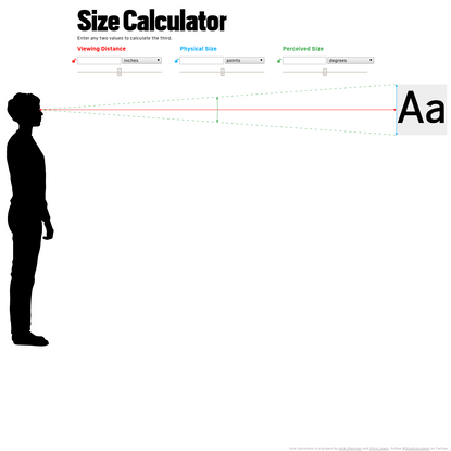 Size Calculator