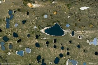 Rio Chico, Argentina (Google Earth View 5938)