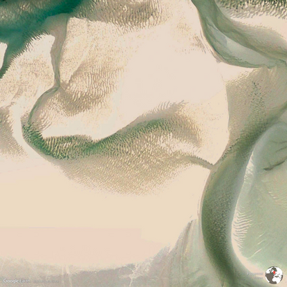 Plouescat, France - Earth View from Google