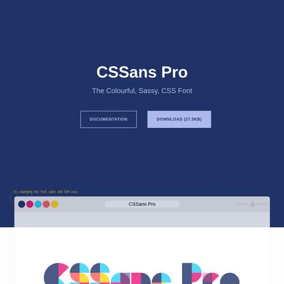 CSSans Pro