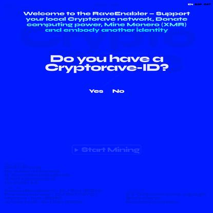 Cryptorave #9 Athens - 0b673cce.xyz