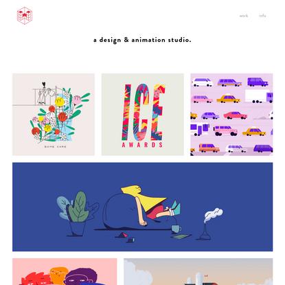 Wonderlust | A Design and Animation Studio