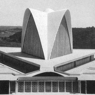 New Nocia Cathedral, Perth Australia 1955