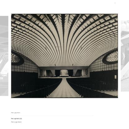 Sincerità e architettura - Pier Luigi Nervi
