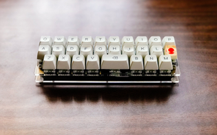 Alpha Mechanical Keyboard