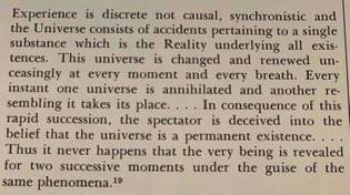 impermanent realities