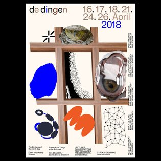 Let us introduce 'de dingen' ⛱🌋⚪️an exhibition & programme full of #lectures and #performanceart pinpointing a shift in the ...