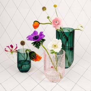 Fresh flowers from the garden in @scholtenbaijings Colour Vase. #HAY #HAYdesign