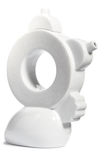 MEMPHIS Milano Small Chad Ceramic Teapot