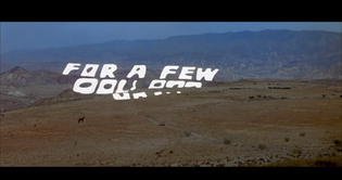For A Few Dollars More Intro