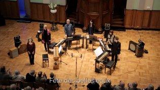 Olivier Messiaen - Fête des belles eaux