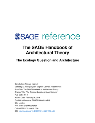 the-ecology-question-and-architecture-richard-ingersoll.pdf