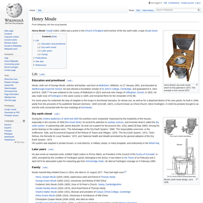 Henry Moule - Wikipedia
