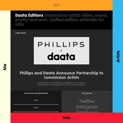 Daata Editions